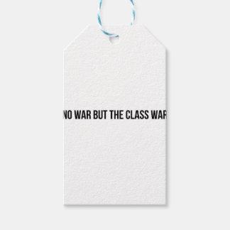 NWBTCW - Communist Socialist Revolution Politics Pack Of Gift Tags