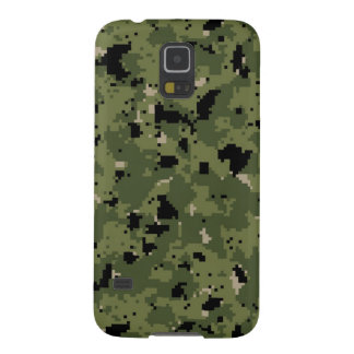 NWU Type 3 Digital Woodland Camo Galaxy S5 Case