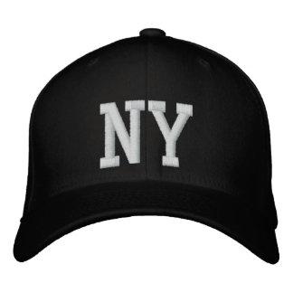 NY Custom Cap - Black and White
