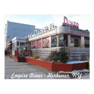 NY Diner  Postcard 1