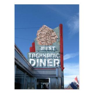 NY Diner Postcard 4