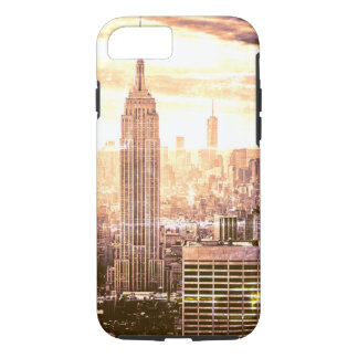 NY Empire State Building Apple iPhone 7 Case