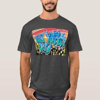 ny graffiti new york city hip tee shirt