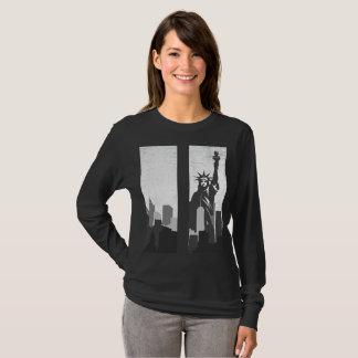 NY longsleeve T-Shirt