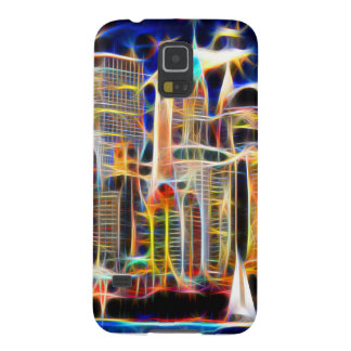 NY Manhattan Galaxy S5 Cover