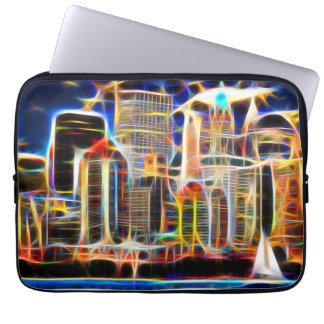 NY Manhattan Laptop Sleeve