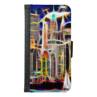NY Manhattan Samsung Galaxy S6 Wallet Case