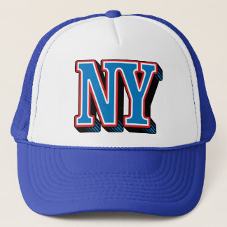 NY New York Trucker Hat