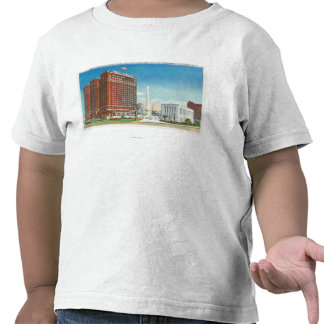 NY State Office, Statler Hotel Tees