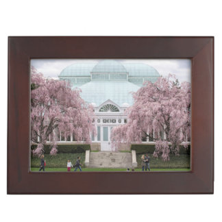 NYBG Weeping Cherry Keepsake Box