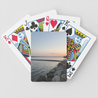 Nyborg, Denmark Bicycle Playing Cards