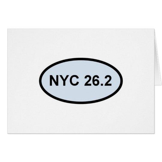 nyc 26.2 pride 2.0 card