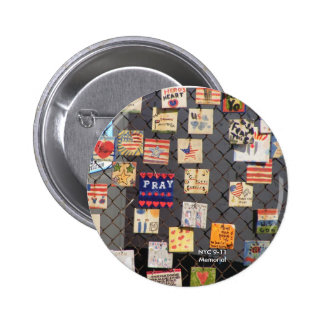NYC 9-11 Memorial 2 Inch Round Button