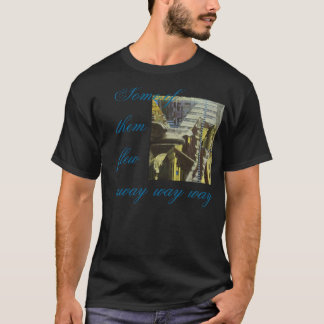 NYC architectural collage T-Shirt