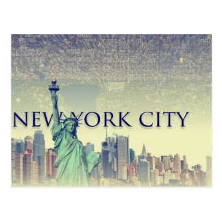 NYC Area Postcard