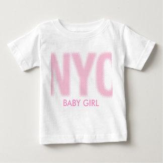 NYC BABY GIRL t-shirt