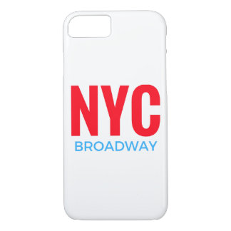 NYC Broadway iPhone 8/7 Case