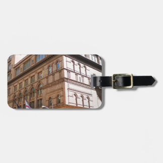 NYC Carnegie Hall Luggage Tag