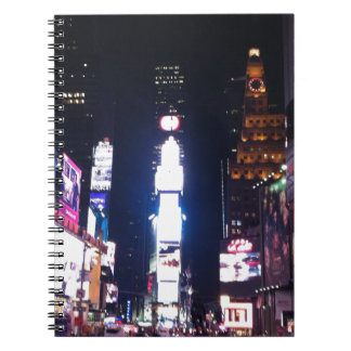 nyc city spiral note books