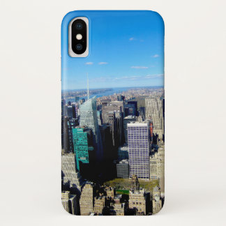 NYC City View From Empire State Building Case-Mate iPhone Case