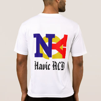 NYC COLOR LOGO HAVIC ACD T-Shirt