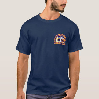 NYC EMS Coney Island T shirt