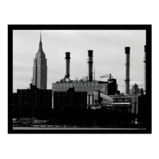 NYC Factory Postcard