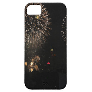 NYC Fireworks 2 iPhone 5 Cover