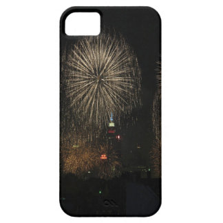 NYC Fireworks 3 iPhone 5 Cover