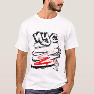 NYC graffiti T-Shirt