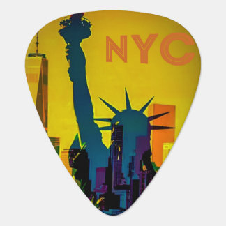 NYC Guitar Pick
