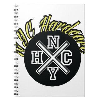 NYC Hardcore Notebook