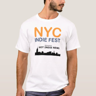 NYC INDIE FEST SWAG T-Shirt