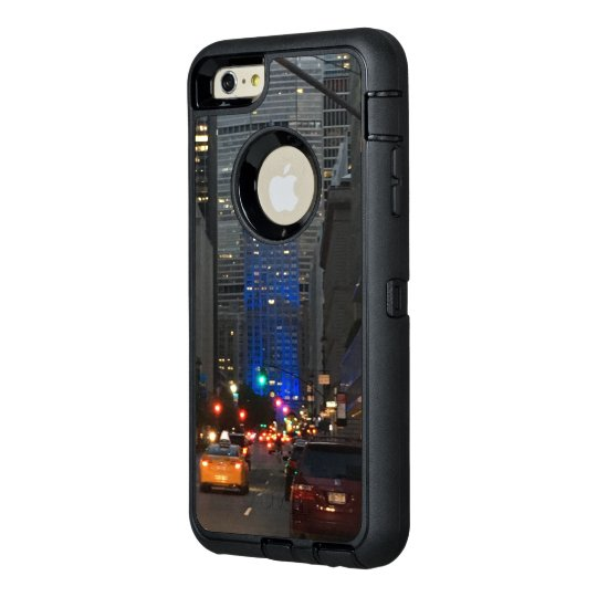 NYC IPhone 6s Plus Otter Case