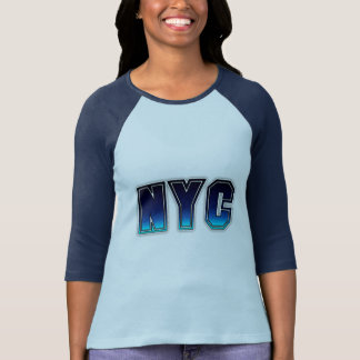 NYC Jersey T-Shirt