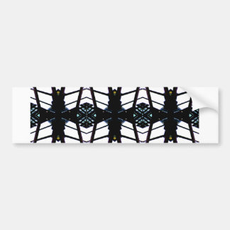 NYC Landmarks Design 15-4  CricketDiane Art Stuff Car Bumper Sticker