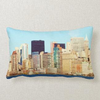 NYC Lumbar Pillow