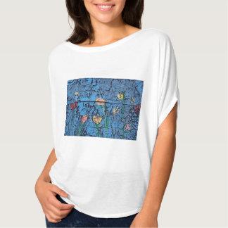 NYC mural T-shirt