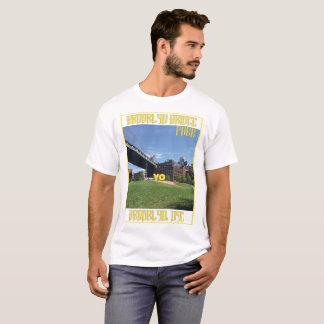 NYC Nabes Collection - Brooklyn Bridge Park T-Shirt