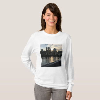 NYC Nabes Collection - Central Park T-Shirt