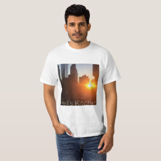 NYC Nabes Collection - Hell's Kitchen Sunset T-Shirt