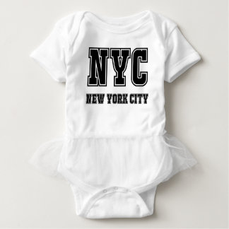 NYC New York City Baby Bodysuit