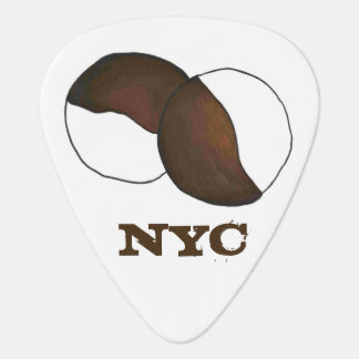 NYC New York City Black and White Cookie Cookies Pick