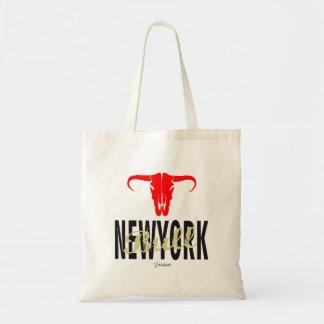 NYC New York City Bull by VIMAGO Tote Bag