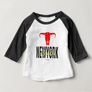 NYC New York City Bulls by VIMAGO Baby T-Shirt