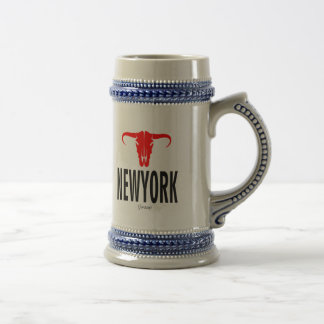 NYC New York City by VIMAGO Beer Stein