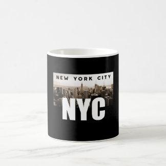 NYC New York City Skyline Photo Architecture Coffee Mug