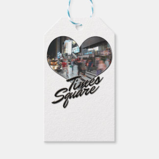 NYC New York City Skyline Souvenir Times Square Gift Tags