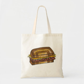 NYC New York Deli Reuben Sandwich Foodie Tote Bag