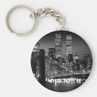 NYC, New York Keychain